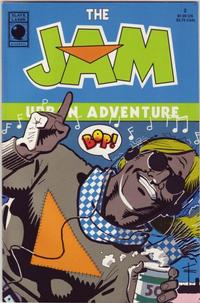 Cover Thumbnail for The Jam (Slave Labor, 1989 series) #2