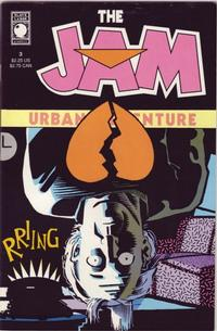 Cover Thumbnail for The Jam (Slave Labor, 1989 series) #3
