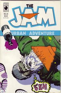 Cover Thumbnail for The Jam (Slave Labor, 1989 series) #4