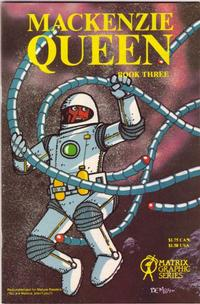 Cover Thumbnail for MacKenzie Queen (Matrix Graphic Series, 1985 series) #3