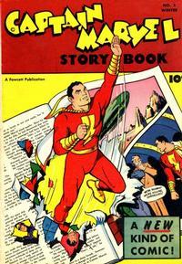 Cover Thumbnail for Captain Marvel Story Book (Fawcett, 1946 series) #2