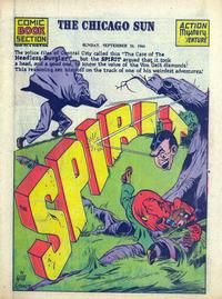 Cover Thumbnail for The Spirit (Register and Tribune Syndicate, 1940 series) #9/24/1944