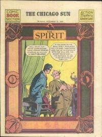 Cover Thumbnail for The Spirit (Register and Tribune Syndicate, 1940 series) #10/15/1944