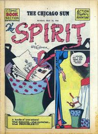 Cover Thumbnail for The Spirit (Register and Tribune Syndicate, 1940 series) #5/14/1944