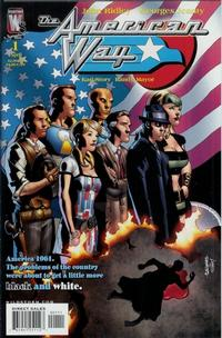 Cover Thumbnail for The American Way (DC, 2006 series) #1
