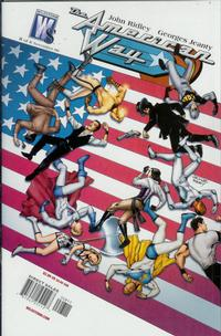 Cover Thumbnail for The American Way (DC, 2006 series) #8