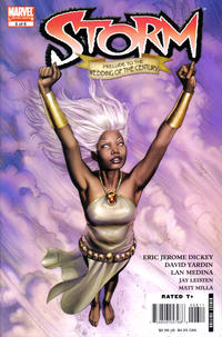Cover Thumbnail for Storm (Marvel, 2006 series) #6