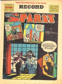 Cover Thumbnail for The Spirit (Register and Tribune Syndicate, 1940 series) #5/9/1943
