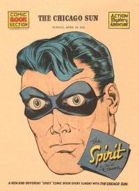 Cover Thumbnail for The Spirit (Register and Tribune Syndicate, 1940 series) #4/19/1942