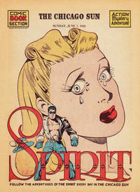 Cover Thumbnail for The Spirit (Register and Tribune Syndicate, 1940 series) #6/7/1942