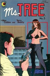 Cover Thumbnail for Ms. Tree (Eclipse, 1983 series) #5