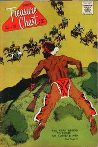 Cover Thumbnail for Treasure Chest Summer Edition (George A. Pflaum, 1966 series) #v1#5