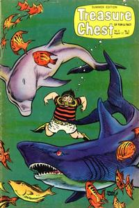 Cover Thumbnail for Treasure Chest Summer Edition (George A. Pflaum, 1966 series) #v2#5