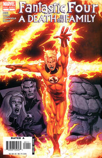 Cover Thumbnail for Fantastic Four: A Death in the Family (Marvel, 2006 series) #1