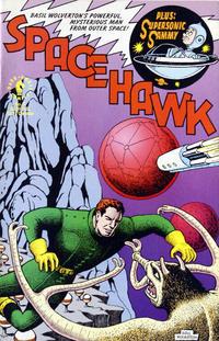 Cover Thumbnail for Spacehawk (Dark Horse, 1989 series) #5