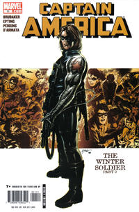 Cover Thumbnail for Captain America (Marvel, 2005 series) #11