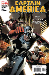 Cover Thumbnail for Captain America (Marvel, 2005 series) #13