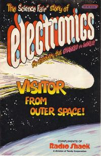Cover Thumbnail for The Science Fair Story of Electronics - Visitor from Outer Space (Radio Shack, 1985 series)