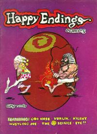 Cover Thumbnail for Happy Endings Comics (Rip Off Press, 1969 series)