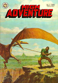 Cover Thumbnail for High Adventure (Kitchen Sink Press, 1973 series) #1