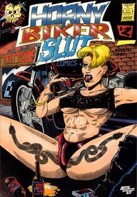 Cover Thumbnail for Horny Biker Slut Comics (Last Gasp, 1990 series) #2