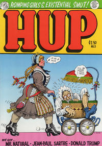 Cover Thumbnail for Hup (Last Gasp, 1986 series) #3