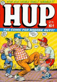 Cover Thumbnail for Hup (Last Gasp, 1986 series) #4
