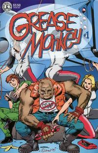 Cover Thumbnail for Grease Monkey (Kitchen Sink Press, 1995 series) #1