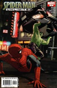 Cover Thumbnail for Spider-Man Unlimited (Marvel, 2004 series) #11