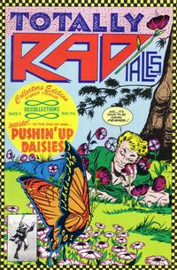 Cover Thumbnail for Totally Rad Tales (Lorne-Harvey, 1992 series) #1