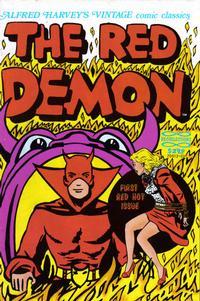 Cover Thumbnail for Vintage Comic Classics (Lorne-Harvey, 1990 series) #1