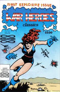 Cover Thumbnail for War Heroes Classics (Lorne-Harvey, 1991 series) #1