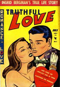 Cover Thumbnail for Truthful Love (Youthful, 1950 series) #2