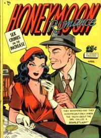 Cover Thumbnail for Honeymoon Romance (Comic Media, 1950 series) #1