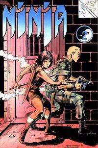 Cover Thumbnail for Ninja (Eternity, 1986 series) #2