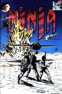 Cover Thumbnail for Ninja (Eternity, 1986 series) #3