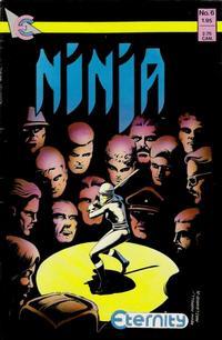 Cover Thumbnail for Ninja (Eternity, 1986 series) #6