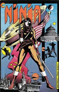 Cover Thumbnail for Ninja (Eternity, 1986 series) #8