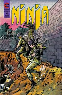 Cover Thumbnail for Ninja (Malibu, 1988 series) #9