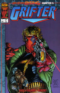 Cover Thumbnail for Grifter (Image, 1995 series) #1 [Trading Card Edition]