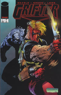 Cover Thumbnail for Grifter (Image, 1995 series) #5