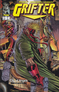 Cover Thumbnail for Grifter (Image, 1995 series) #8