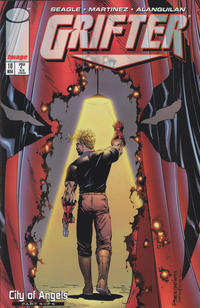 Cover Thumbnail for Grifter (Image, 1995 series) #10