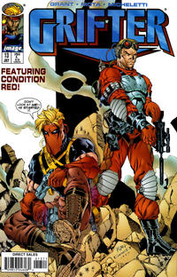 Cover Thumbnail for Grifter (Image, 1996 series) #13