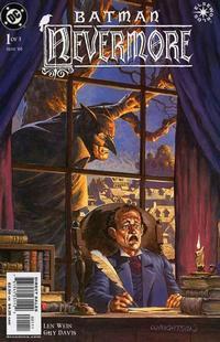 Cover Thumbnail for Batman: Nevermore (DC, 2003 series) #1