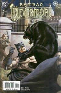 Cover Thumbnail for Batman: Nevermore (DC, 2003 series) #2