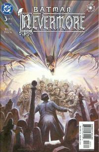 Cover Thumbnail for Batman: Nevermore (DC, 2003 series) #3