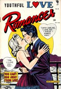 Cover Thumbnail for Youthful Love Romances (Pix-Parade, 1949 series) #2