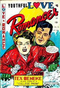 Cover Thumbnail for Youthful Love Romances (Pix-Parade, 1949 series) #3