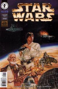 Cover Thumbnail for Star Wars: A New Hope - The Special Edition (Dark Horse, 1997 series) #1